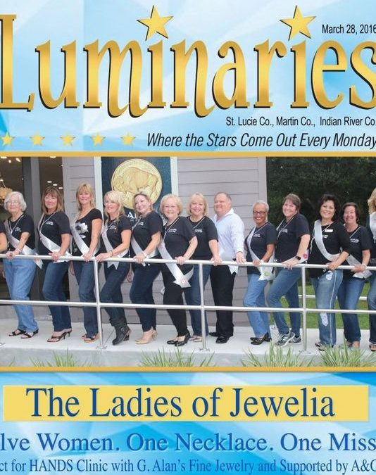 The Ladies of Jewelia: A community's best friend